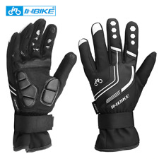 Cycling Gloves Autumn Winter Men MTB Bike Windproof Thermal Full Finger Bicycle