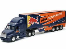 Peterbilt KTM Factory Racing Team Truck 'Red Bull' 1:32 Model 10693 NEW RAY