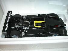 AutoArt : Porsche RS Spyder schwarz Presentation No : WAP02160618