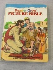 Read-n-grow Picture Bible: Adventure from Creation to Revelation (NEW)