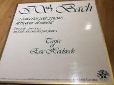 Tania et Eric HEIDSIECK ...J.S BACH ..bwv 1061 ..1062 concertos pour piano