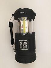 NEBO Poppy LED ABS Pop-Up Lantern, Camping, Car, Emergency, Green
