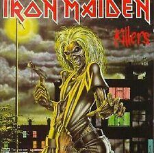 Killers- Iron Maiden- CD- Raw Power Records- Multimedia- Wrathchild- Purgatory
