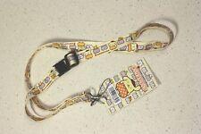 Sanrio Pompompurin Neck Strap Lanyard Key Chain Holder Kawaii Japan F/S