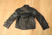 Lost Worlds  CUSTOM RIDERS LEATHER JACKET Size 38