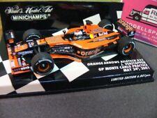 1/43 Minichamps Orange Arrows Asiatech A22 J.Verstappen GP Monte Carlo 2001 400