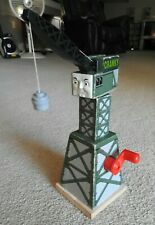 Thomas the Train Wooden Cranky the Crane Magnetic Gullane