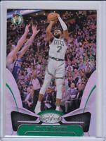 Jaylen Brown 2018-19 Panini Certified MIRROR PRIZM HOLO REFRACTOR #24 Celtics