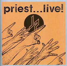 Judas Priest - Priest..live 2 CD Columbia
