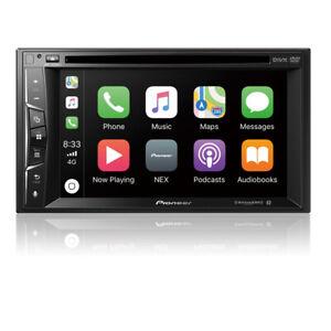 Pioneer AVH-1500NEX RB 2 DIN DVD/CD Player USB AUX Bluetooth CarPlay Sirius XM