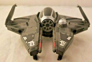 Transformers Star Wars Crossover Darth Vader Sith Starfighter 2006 Clone Wars V2