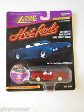 Johnny Lightning Hot Rods BAD BIRD by THOM TAYLOR 1/17500 LIMITED EDITION #40