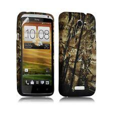 Housse coque étui gel pour HTC One X motif LM10 + Film protecteur