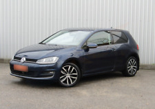 VW GOLF mk7 3-doors Hatchback 2013-onwards 2-pc Wind Deflectors HEKO Tinted