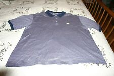 Masters Augusta National Golf Shop Polo Golf Shirt Size XL