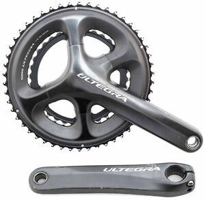 Shimano Ultegra FC-6800 2 x 11s Road Bike Crankset 175mm 50/34T Compact Gravel