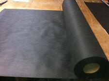 Tappezzeria base PANNO NERO. per metro, 1.5 MTR EXTRA WIDE ROLL. Bottoming CLOTH