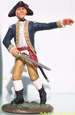 KING & COUNTRY AMERICAN REVOLUTION AR001 AMERICAN OFFICER WITH SWORD MIB