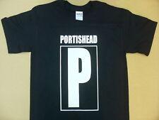 PORTISHEAD LOGO T SHIRT (S-XL)