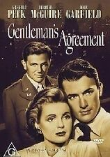 Gentleman's Agreement (DVD, 2005) Gregory peck