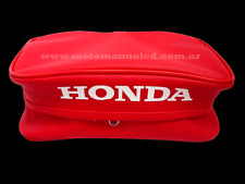 REAR FENDER BAG RED! HONDA XR 100 !! BAG TOOLS. FREE SHIPPING WORLDWIDE!
