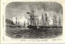 1855 il GEYSER traino 10 premi fuori dal suono FARO