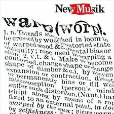 "NEW MUSIK Warp wThe Planet Doesn't Mind 12"" + BONUS trks CD Tony Mansfield Strak"