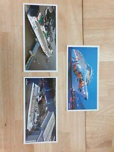 Postkarten meyerwerft