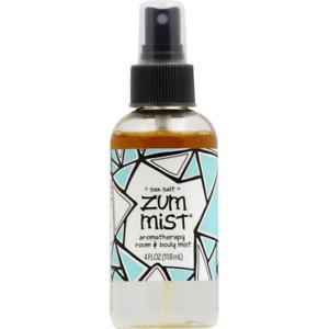 Zum Mist Sea Salt - 4 floz aromatherapy room & body mist