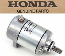 New OEM Genuine Honda Starter Starting Motor 00-06 TRX350 Fourtrax Rancher R195