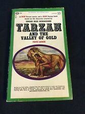 Edgar Rice Burroughs ERB TARZAN AND THE VALLEY OF GOLD By Fritz Leiber