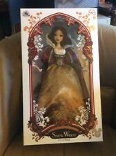 D23 2017 Snow White Doll, Limited Edition 0f 1023