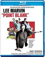 Point Blank (Blu-ray) Lee Marvin NEW