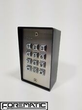 Vandal Resistant Weather-Proof Codelock Keypad for Automatic Doors and Gates