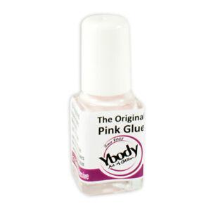 Hautkleber Pink Glue für Glitzertattoos 7ml Tattookleber, Kleber Einmaltattoos