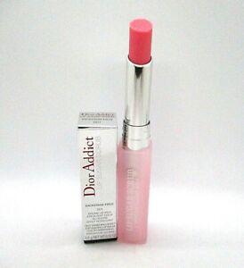 Christian Dior Dior Addict Lip Sugar Scrub Backstage Pros ~ 001 ~ .12 oz