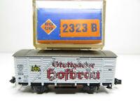 218N - Roco 2323 - Bierwagen Stuttgarter Hofbräu weiß der DB - in OVP