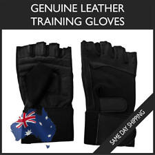 TWOTAGS Gym Gloves Wraps FITNESS WEIGHT LIFTING WRIST WORKOUT CYCLING TRAINING 2