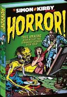 Horror! by Joe Simon and Jack Kirby HC TPB MC