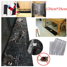 Strong Sticky Rat Bug Catcher Pad Mice Cockroach Mouse Glue Board Mat UK STOCK