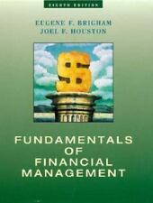 Fundamentals of Financial Management, Brigham, Eugene F., Good Book