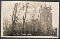 Postcard Chapeltown Chapel in Leeds Yorkshire early RP