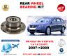PER VW GOLF Mk V CUSCINETTO RUOTA POSTERIORE 07-09 1K5 FAMILIARE SX/LATO DESTRO