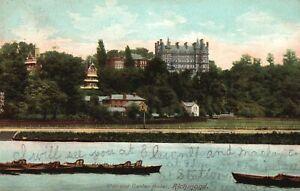 Vintage Postcard 1907 Star and Garter Hotel Richmond Virginia VA