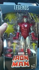 Marvel Legends Walgreens exclusive silver centurion ironman