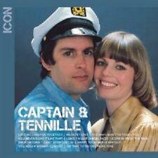 CAPTAIN & TENNILLE - ICON  CD NEU