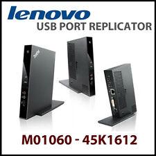 Lenovo Thinkpad X200 X201 Laptop Tablet Notebook Ultrabook USB Port Replicator