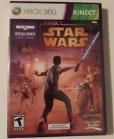 New- Factory Sealed- Kinect Star Wars (Microsoft Xbox 360, 2012)