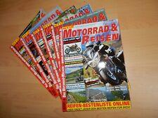 Zeitschrift Motorrad & Reisen 2011