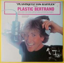 PLASTIC BERTRAND - Plastiquez vos baffles (1981 LP on Canadian Attic) EX/M-